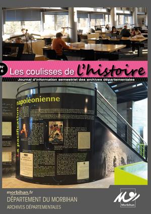 Les coulisses de l 39 histoire archives d partementales du morbihan - Presse ancienne morbihan ...