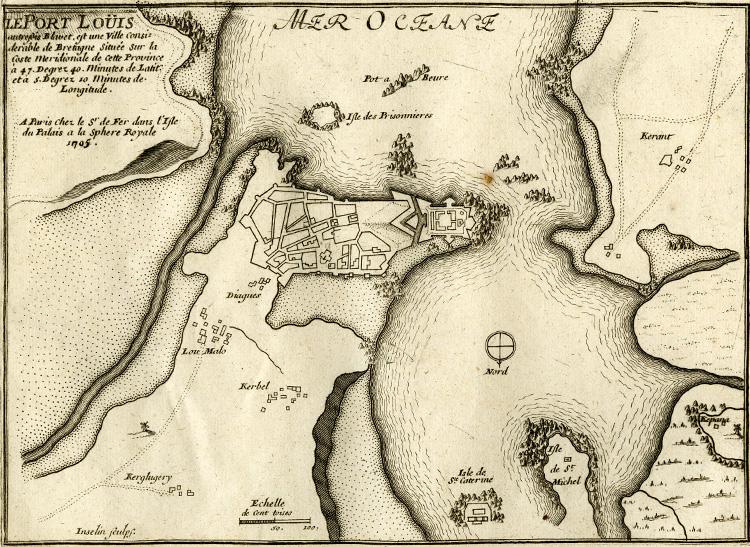 plan de port louis