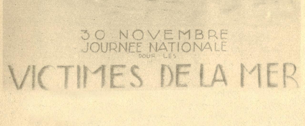 Septembre 1930 une temp te d 39 quinoxe meurtri re archives d partement - Presse ancienne morbihan ...