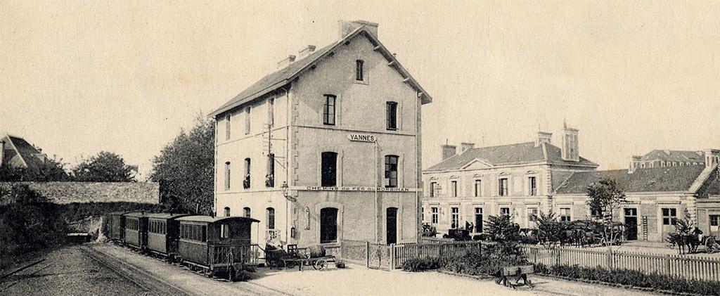 Contact archives d partementales du morbihan - Presse ancienne morbihan ...